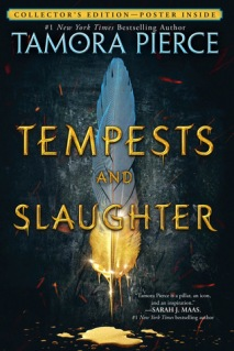 Tempests and Slaughter (The Numair Chronicles #1) by Tamora Pierce